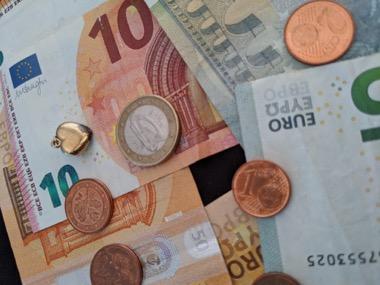 Inhalt meines Geldbeutels +X Sigrid Grabmeier